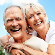 senior-couple-laughing