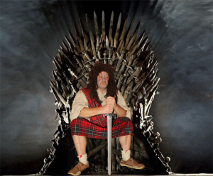 HamishThrone